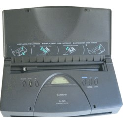 Canon BJ-30V printer