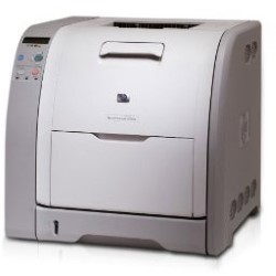 HP Color LaserJet 3700n printer