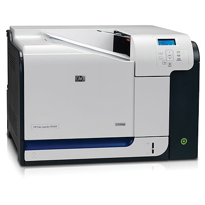 HP Color LaserJet CP3525dn printer