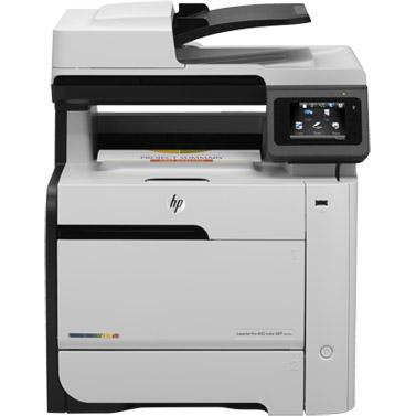 HP Color LaserJet Pro 400 MFP M475dw printer