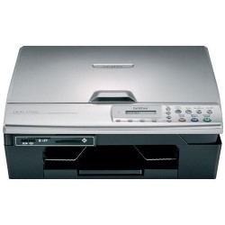Brother DCP-115c printer