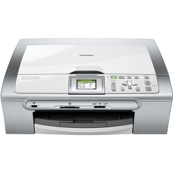 Brother DCP-350c printer