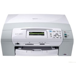 Brother DCP-385C printer