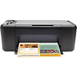 HP DeskJet F4400 printer