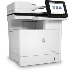 HP LaserJet Enterprise MFP M632h Printer