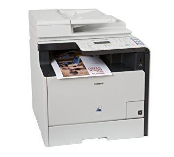 Canon ImageClass mf8580Cdw printer
