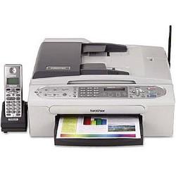 Brother Intellifax-2580C printer