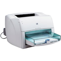 HP LaserJet 1000 printer
