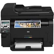 HP LaserJet Pro 100 Color M175 printer