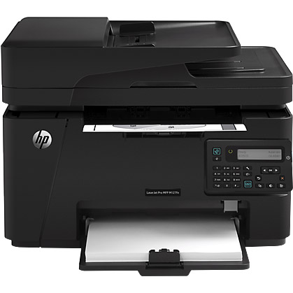 HP LaserJet Pro M127 MFP printer