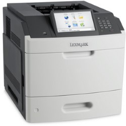 Lexmark MS810de printer