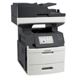 Lexmark MX710de printer