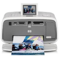 HP PhotoSmart A716 printer
