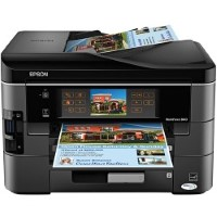 Epson WorkForce 840 printer