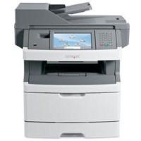 Lexmark X466DTE printer
