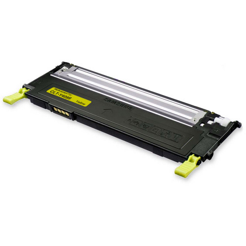 Remanufactured replacement for Samsung CLT-Y409S yellow laser toner cartridge