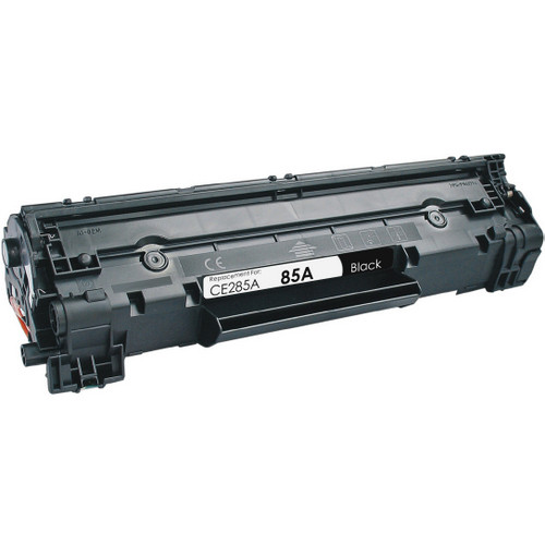 Compatible replacement for HP 85A (CE285A) black laser toner cartridge