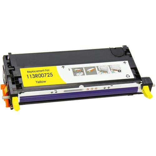 Xerox 113R00725 yellow laser toner cartridge