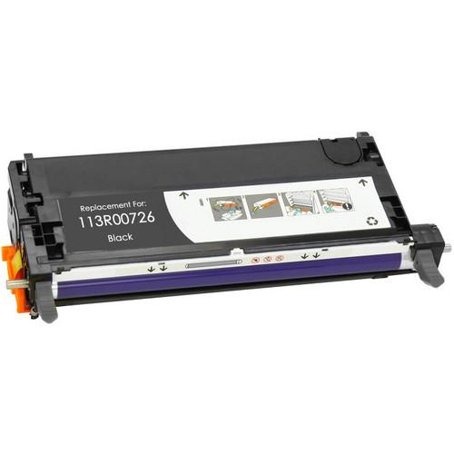 Xerox 113R00726 black laser toner cartridge