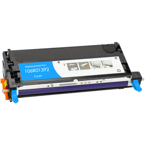 Xerox 106R01392 cyan laser toner cartridge