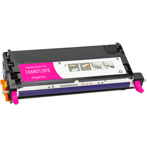 Xerox 106R01393 magenta laser toner cartridge