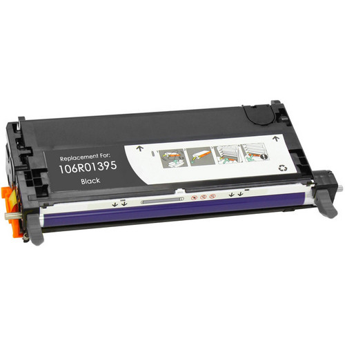 Xerox 106R01395 black laser toner cartridge