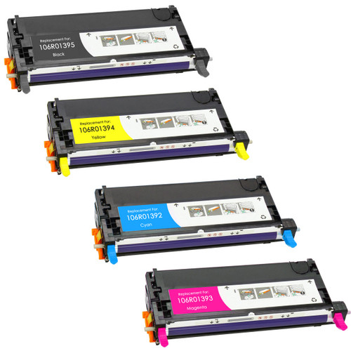 Xerox Phaser 6280 toner cartridge set