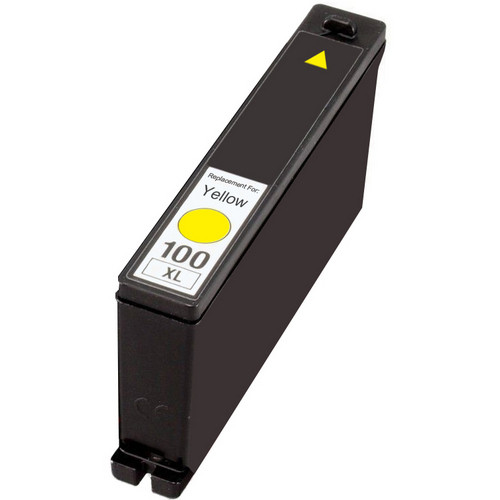 Compatible replacement for Lexmark 100XL (14N1071) yellow