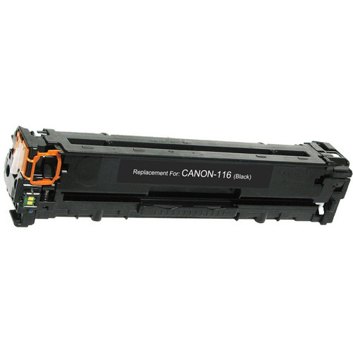Compatible replacement for Canon 116 (1980B001AA) black laser toner cartridge