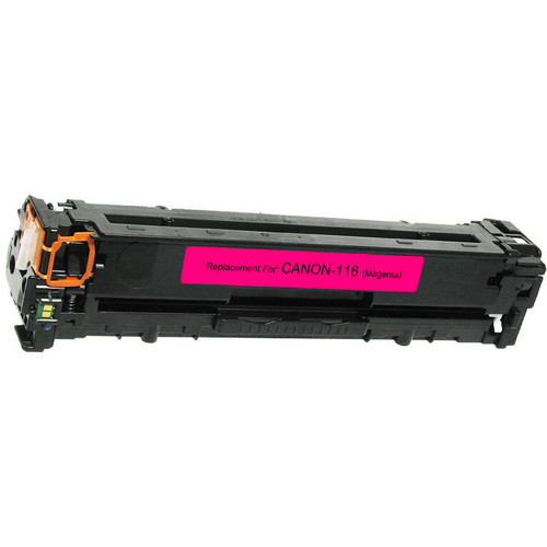 Compatible replacement for Canon 116 (1978B001AA) magenta laser toner cartridge