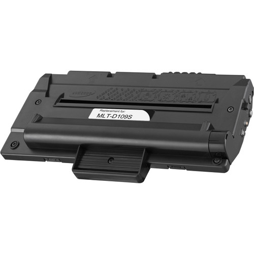 Remanufactured replacement for Samsung MLT-D109S black laser toner cartridge