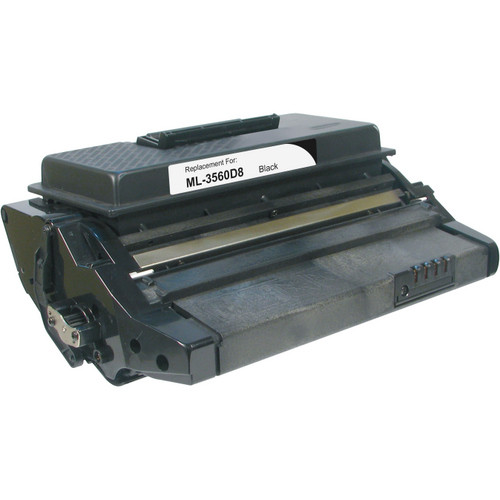 Remanufactured replacement for Samsung ML-3560D8 black laser toner cartridge
