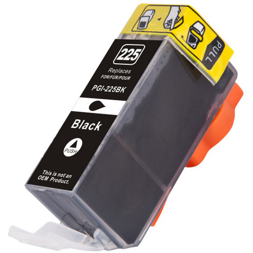 Compatible replacement for Canon PGi-225BK (4530B001) black ink cartridge