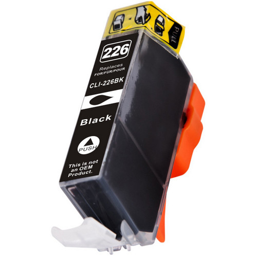 Compatible replacement for Canon Cli-226BK (4546B001) black ink cartridge