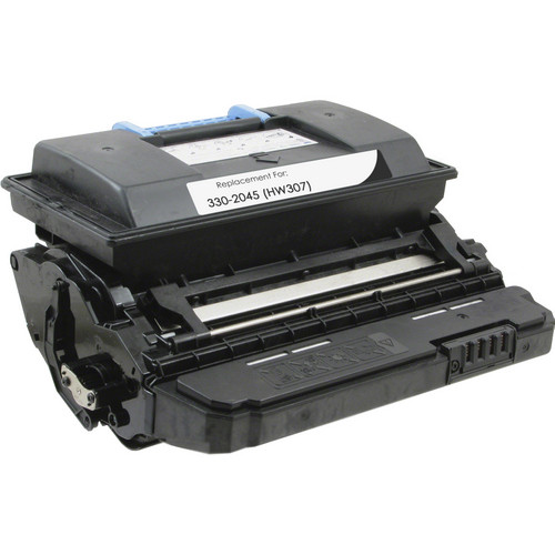 Remanufactured replacement for Dell 330-2045 (HW307) black
