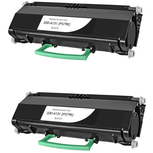 Twin Pack - Compatible replacement for Dell 330-413