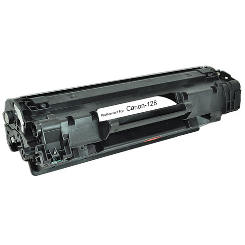 Compatible replacement for Canon 128 (3500B001AA) black laser toner cartridge