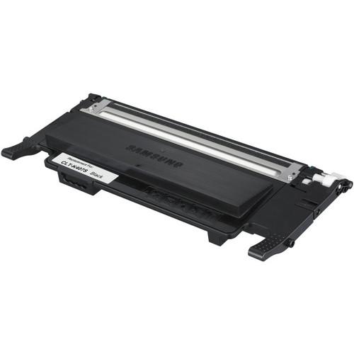 Remanufactured replacement for Samsung CLT-K407S black laser toner cartridge