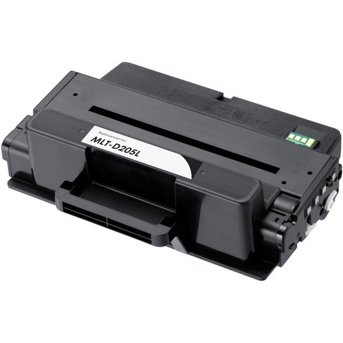 Compatible replacement for Samsung MLT-D205L black laser toner cartridge
