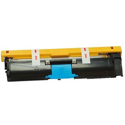 Konica-Minolta A00W362 cyan laser toner cartridge