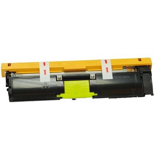 Konica-Minolta A00W162 yellow laser toner cartridge