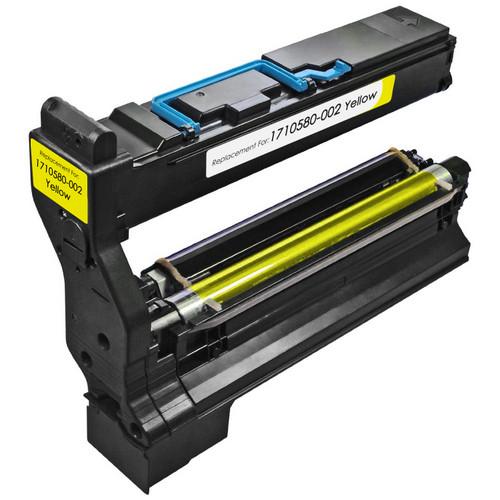 Konica-Minolta 1710580-002 yellow laser toner cartridge