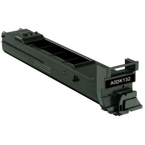 Konica-Minolta A0DK132 black laser toner cartridge