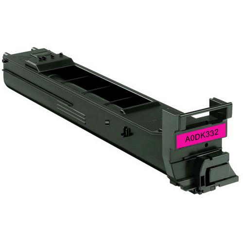 Konica-Minolta A0DK332 magenta laser toner cartridge