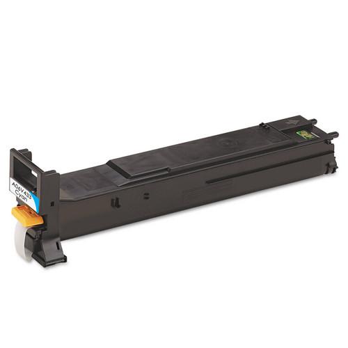 Konica-Minolta A06V433 cyan laser toner cartridge