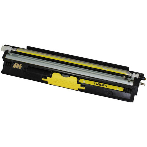 Compatible replacement for Okidata 44250713 yellow laser toner cartridge