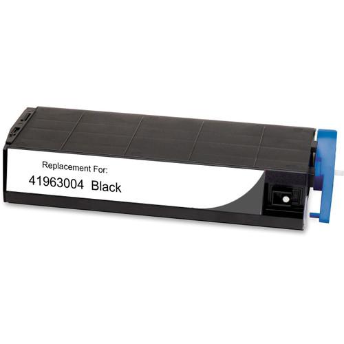 Compatible replacement for Okidata 41963004 black laser toner cartridge