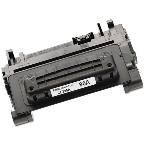 Compatible replacement for HP 90A (CE390A) black laser toner cartridge