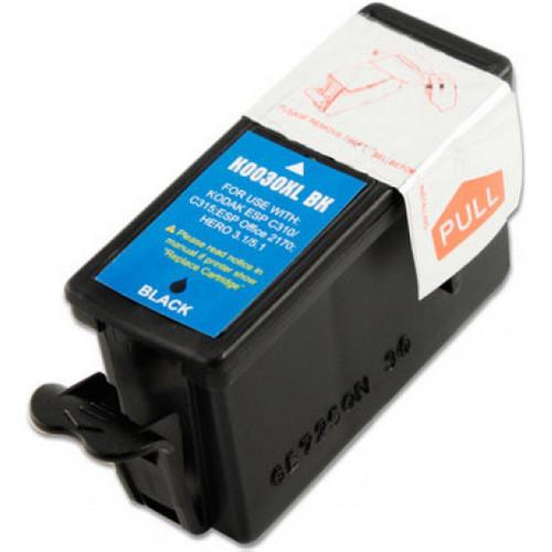Compatible replacement for Kodak 30XL (1550532) black ink cartridge