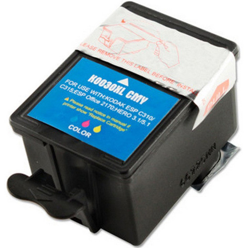 Compatible replacement for Kodak 30XL (1341080) color ink cartridge